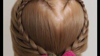 Günlük Saç Örgüleri (Model-4)