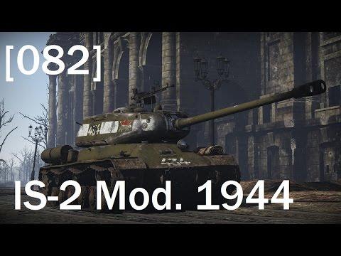 WarThunder [082] RB, IS-2 Mod. 1944 auf Port Novorossiysk ♦ Let´s Play ♦ Deutsch ♦ HD