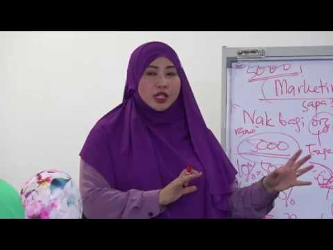 Apakah itu Marketing? Ernayanee, Founder Dexandra