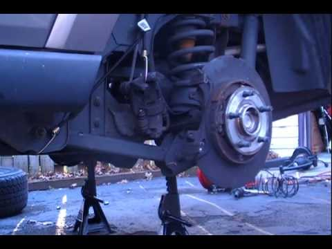 Jeep Commander Hub Repair  YouTube