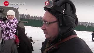 Как наши Москву отстояли