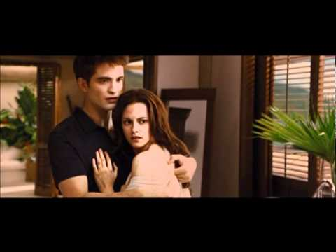Breaking Dawn, Part 1 - Bella and Edward (Bruno Mars - It will rain)