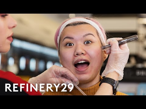 I Tried The New 30-Minute Sephora Facial | Beauty With Mi | Refinery29