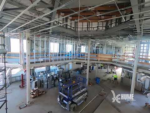 HGLC - Sunbury construction update June 2019