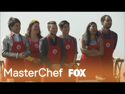 Outtakes During The Judge ShuckOff  Season 6 Ep. 8  MASTERCHEF