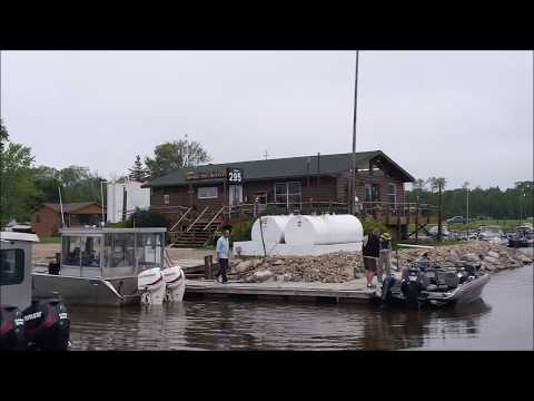 NorthWest Angle Minnesota - Youngs Bay Resort ~ Campground Review & Tour