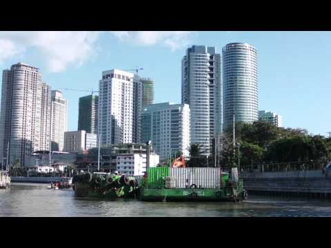 Pasig River Dredging Project: - MANILA
