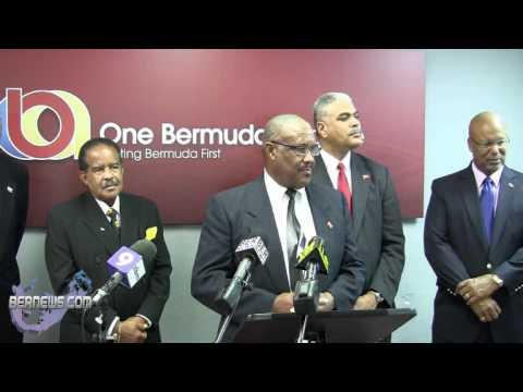 OBA Confirm Candidate Kenneth Bascome, Oct 11 2012