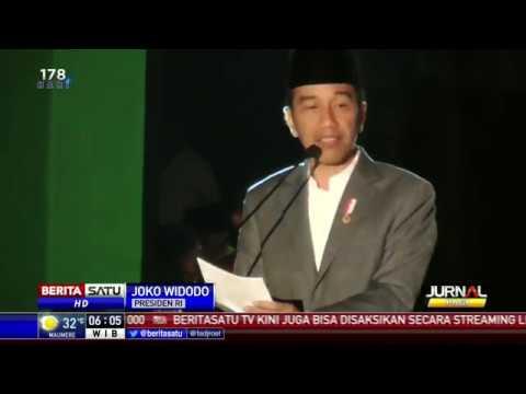Jokowi Tekankan Silaturahmi Tetap Terjalin dan Menjaga Ukhuwah Islamiyah