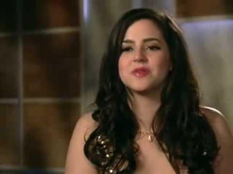 Tatiana Del Toro - Top 36 Interview American Idol Season 8