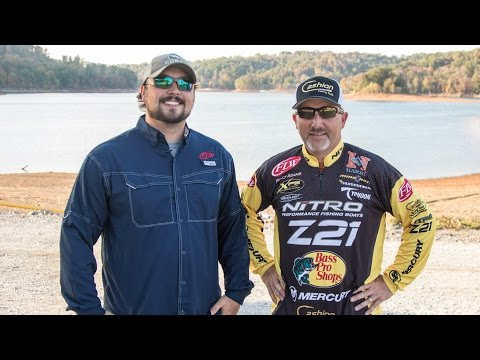 Norris Lake | Pre-tournament Interviews | Tracy Adams and Nick LeBrun