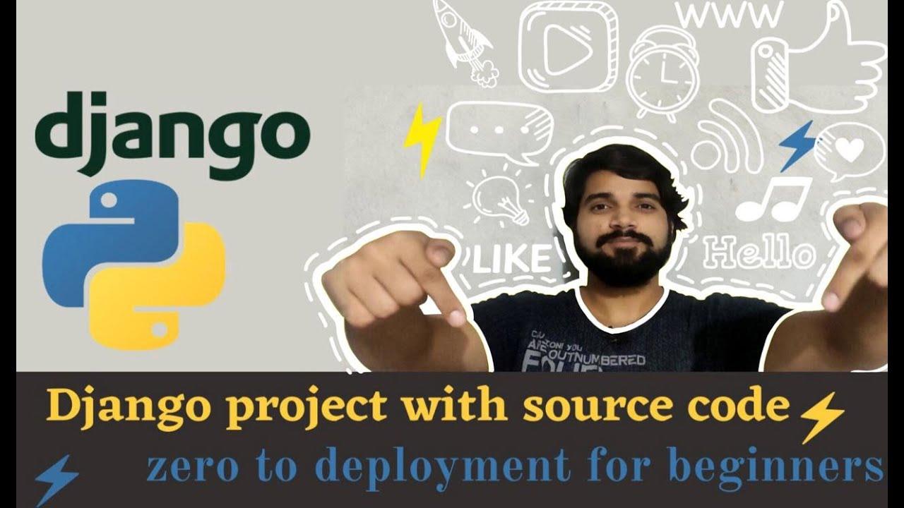 Django Project with Source Code   School LMS Zero to Deployment