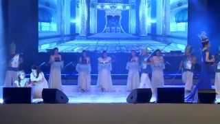 Kotbah Philip Mantofa : Christmas Celebration Army Of God
