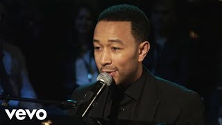 John Legend - You & I (Nobody In The World)( LIVE from Citi ThankYou)