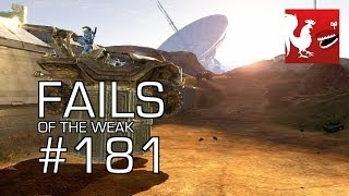 Funny Halo Bloopers and Screw Ups! - Fails of the Weak - Volume 181