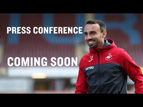 Press Conference LIVE: Leon Britton ahead of Crystal Palace.