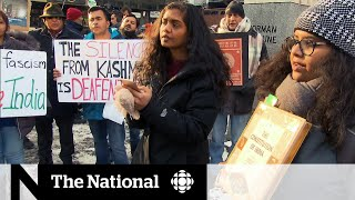 Outcry over India's new citizenship law spreads to Canada