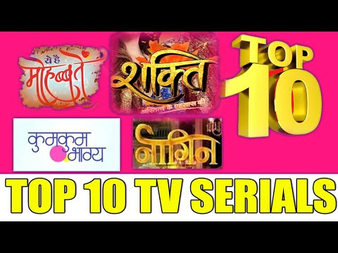 TOP 10 || TV SERIALS || BY TRP || MARCH-2018 ||
