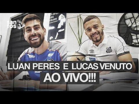 LUAN PERES E LUCAS VENUTO | APRESENTAÇÃO AO VIVO (07/08/19)