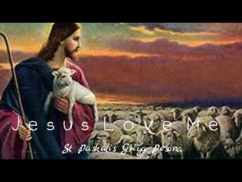 Tuhan Adalah Gembalaku - The Lord Is My Shepherd (with lirick)
