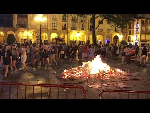 Festival In Logroño