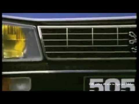 Publicité d'époque Peugeot 505 GTI - Rebelcar.fr