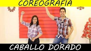 CABALLO DORADO - NO ROMPAS MI CORAZÓN (COREOGRAFÍA)