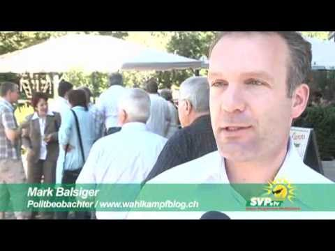 Politeinschaetzung von Mark Balsiger - 2008