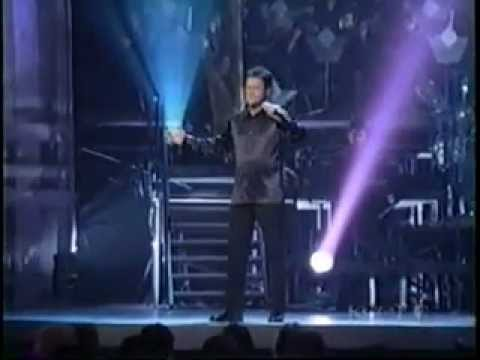 "Donny Osmond performs ""Immortality"""