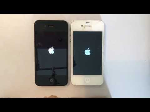 iPhone 4S: iOS 5.1 vs iOS 9.3.3