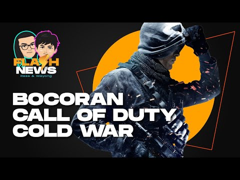 COD Black Ops Cold War Bocor! Overcooked Gratis - TLM Flash News Ep. 12