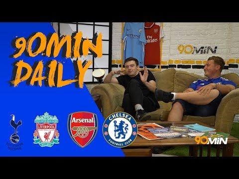 Oxalade-Chamberlain moves to Chelsea! Keita seals move to Liverpool next season | 90min daily