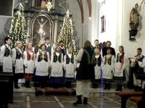 Ziemia Lęborska śpiewa kaszubską kolędę