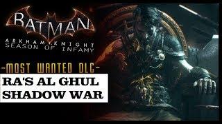 Batman Arkham Knight - Raz Al Ghul