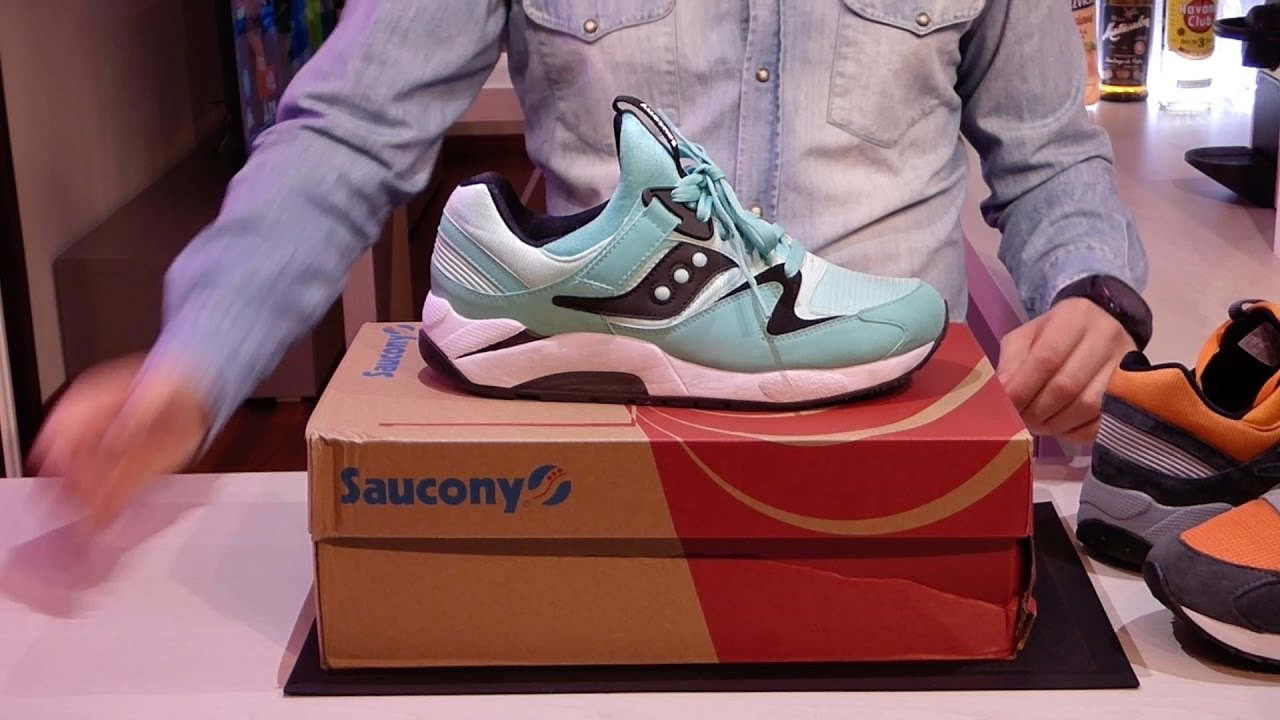 Saucony Grid 9000 Review   Recensione ITA - YouTube 22400b8793a