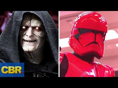 Star Wars: Rise of Skywalker Explains Why The First Order Are So Powerful