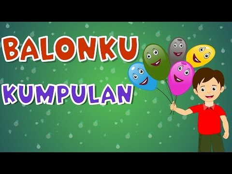 Balonku Ada Lima +20 lagu anak-anak | Kumpulan | 30 minutes mix | Lagu Anak TV