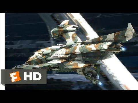 Elysium (2013) - Crash Landing Scene (5/10)   Movieclips