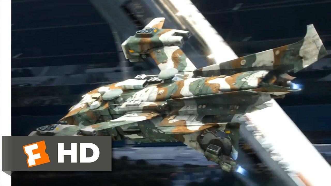 Download Elysium (2013) - Crash Landing Scene (5/10) | Movieclips