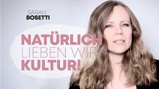 Post von Sarah Bosetti – Kultur in der Krise