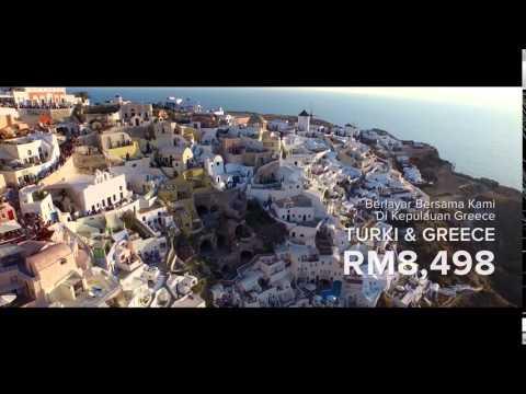 Matta Fair Mac 2016 Turki Greece Poto Travel & Tours