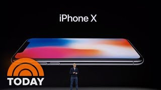 Apple Unveils Its $1000 iPhone And Its Sprawling New Campus | TODAY thumbnail