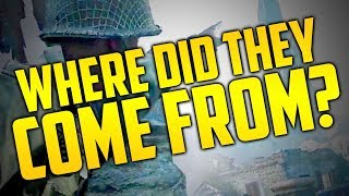 WHERE DID THEY COME FROM? - Call of Duty WW2: Road to Commander - EP 14