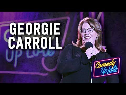 Georgie Carroll - Comedy Up Late 2018 (S6, E7)