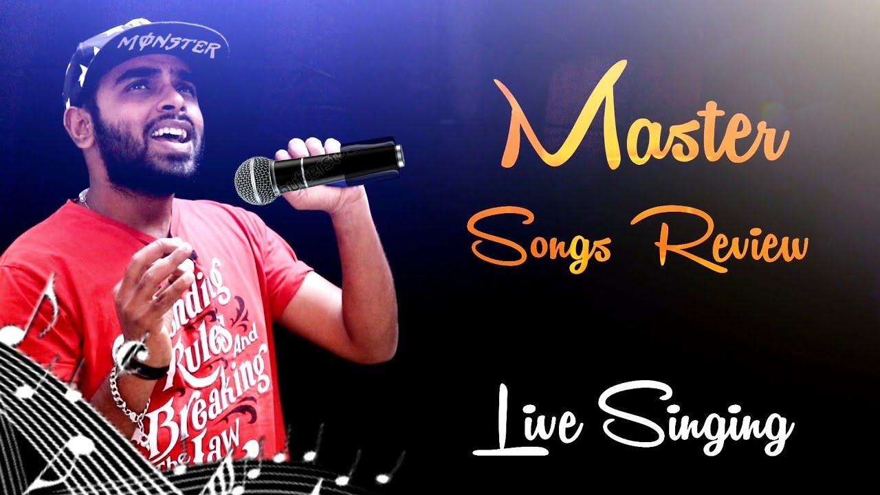 master songs marana honest review master song cover