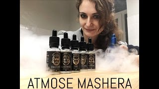 ATMOSE MASHERA// Вкусно, парибильно и...
