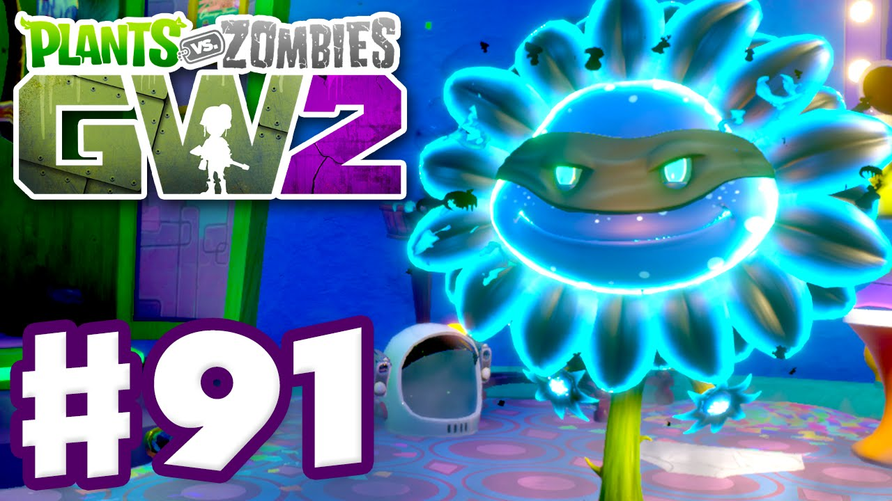 Plants Vs Zombies Garden Warfare 2 Gameplay Part 91 Shadow Flower Pc Youtube