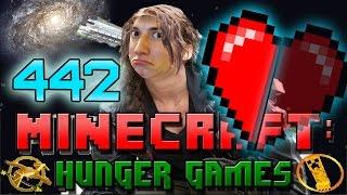 Minecraft: Hunger Games w/Mitch! Game 442 - HALF A HEART CHAMPION!