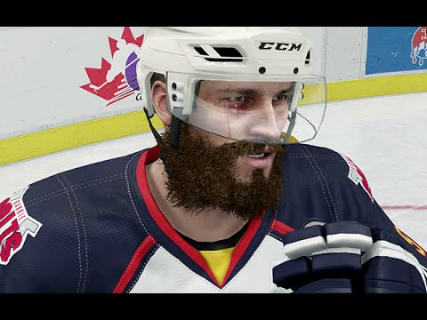 FIGHTING THE ENTIRE TEAM  | NHL 16 BE A PRO CAREER MODE | EPISODE 2