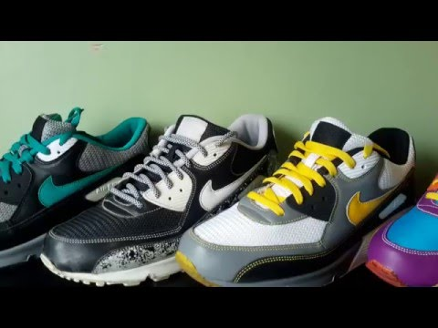 Review: Nike Air Max 90 iD (2011) #3